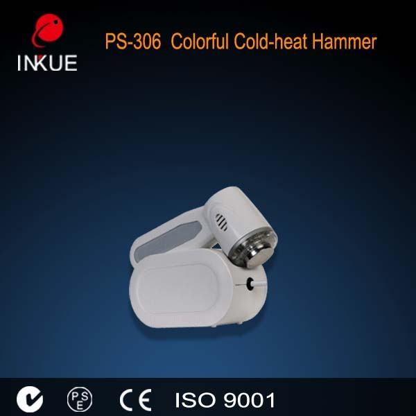 PS-306 Cryotherapy beauty cold hammer to activate skin cells
