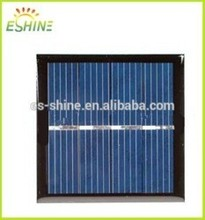 60X60MM 2V 200mA Small Solar Panels for Toys solar panel car