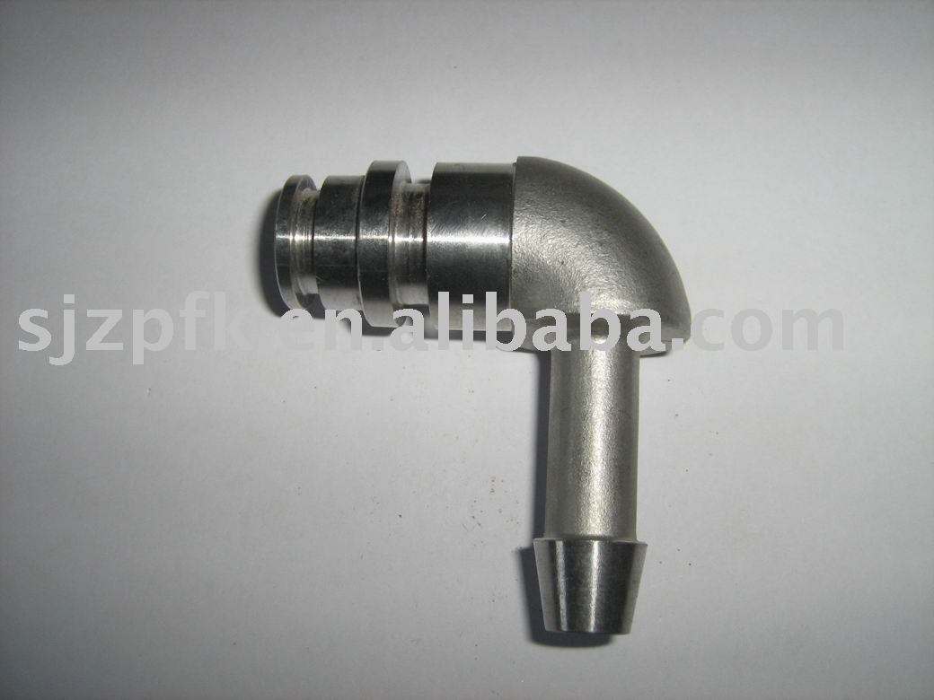 pressure pipe stainless steel casting