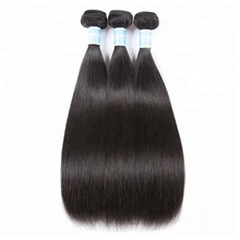 16 18 20 Inch Straight Virgin Remy Brazilian Human Hair Weave Extension,Real Human Hair For Sale China