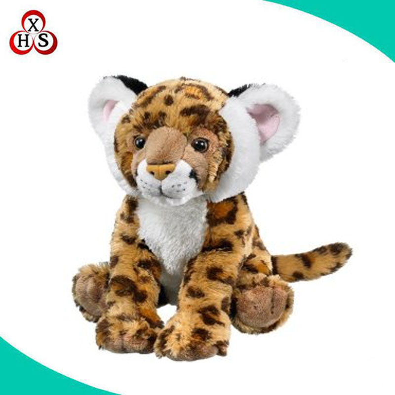 2016 New Stuffed Plush Tiger In High Quality For Sale