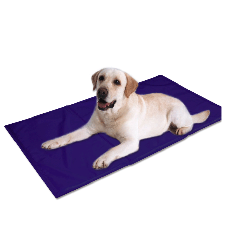 Hot sale waterproof soft pet cooling pad, gel pet dog cooling mat