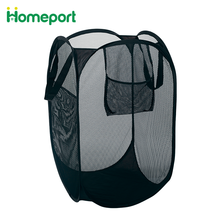 Amazon Hot Sale Polyester Foldable Collapsible 팝 업 걸리적거려서 백 ⨴ᚄ # 와 handle 세탁 ⨴ᚄ #