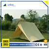 Finely processed breathable Family Camping Waterproof Canvas Bell Tent