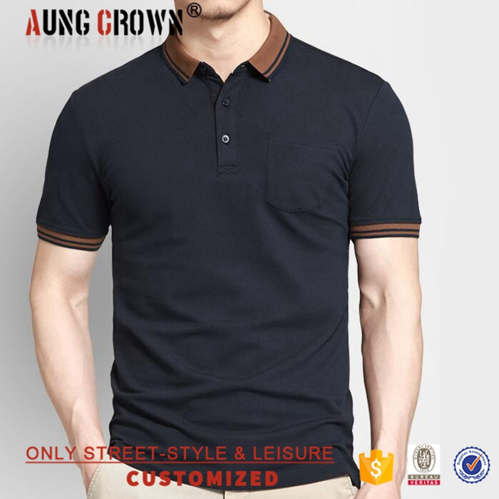 Wholesale Plain Custom Blank Polo Shirt