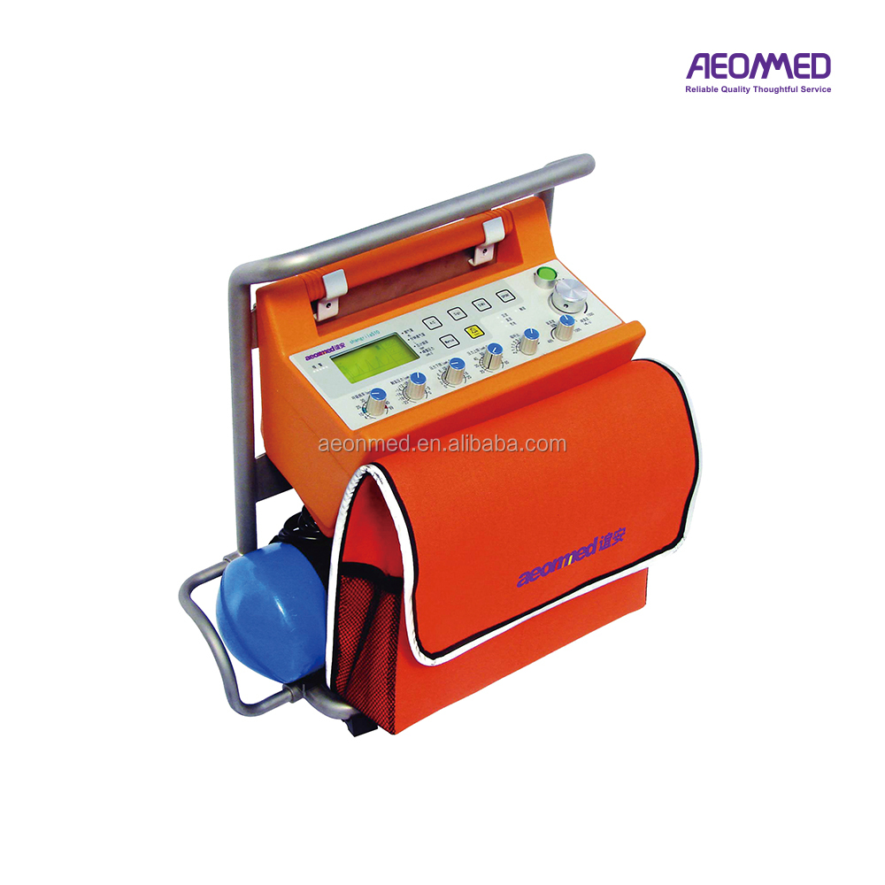 CE approved portable ventilator Beijing aeonmed Shangrila510 for ambulance use