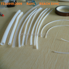 TS16949 high quality 100% virgin PTFE pipe price