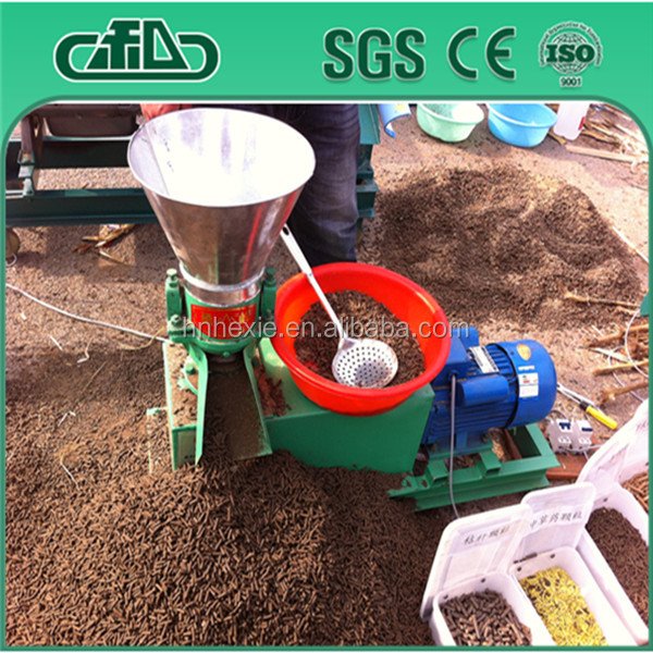 China High Quality Commercial pet feed pellet making machine for poultry farm