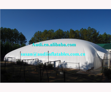commercial inflatable pool dome ,swimming pool dome cover,inflatable pool cover tent