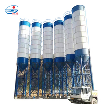 Low cost for silo bin 60 ton cement silo price for sale