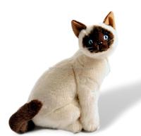 Plush toys for crane machine animal stuffed toys plush Siamese cat wholesale manufactory anime animal dolls