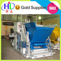 Hot sale in Saudi Arabia mobile block machine factory for sale
