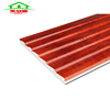 OEM High quality PVC sliding door panel WPC decoration wall panel WPC Wardrobe Sliding Door Panel