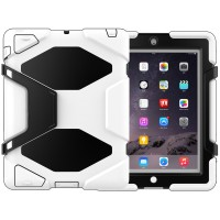 Heavy Duty Kids Case For iPad Case 2nd Generation Full Protective