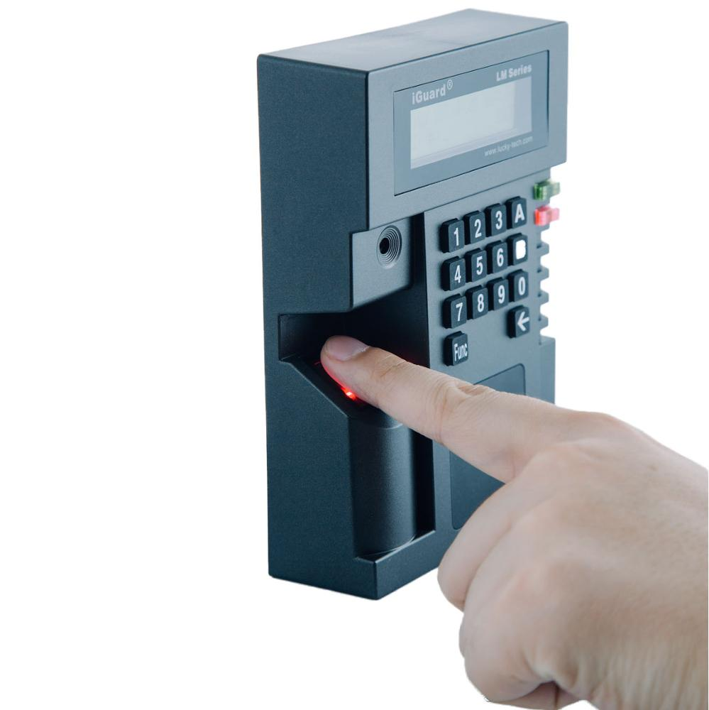 New iGuard Fingerprint Optical Biometric Attendance System and Attendance Control Machine Made in Hong Kong