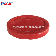 70# Customize metal lug caps for bottles Supplier