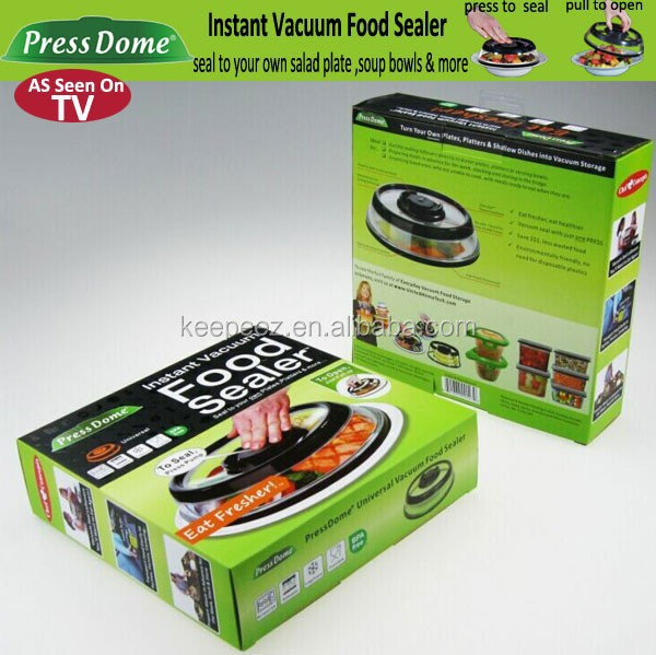 Wholesale Press Dome fresh food cover household items made china
