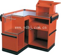 Supermarket Equipment Convenience Cashier Table from Suzhou Manufacturer