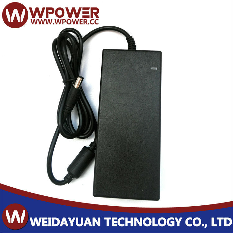 Desktop type 9V 5A power adapter(5.5x2.1mm DC connecter C8 coupler with FCC CE SAA RoHS UL certificates)