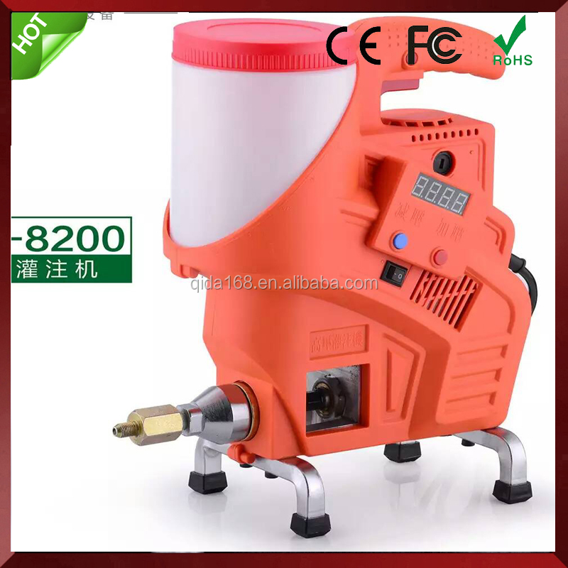 Polyurethane Foam injection Machine, pu foam/ epoxy resin for concrete construction