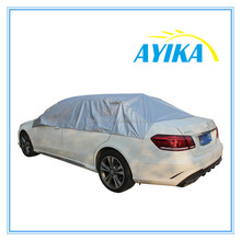 Dust Prevent Waterproof UV Protective Universal Fit Folding Car Cover Tent