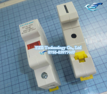 RT18-32X 1P Fuse Base RT-18-32 10*38mm 380/500V with Indicator Light In stock~
