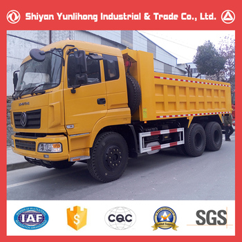 16 Cubic Meter 10 Wheel Dump Truck , Used Dump Truck Prices For Sale