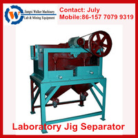 Better Quality Iron Ore Jig Plant,Red Iron Ore Concentrator,Lab Jigger Equipment for Sale