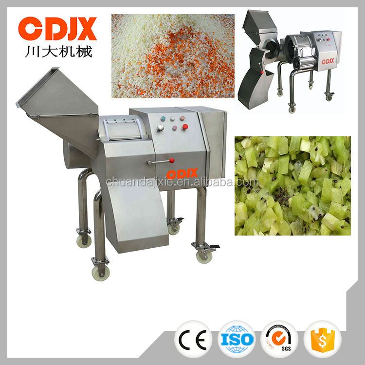 Competitive Price New Technology Electric Commercial Vegetable Dicer