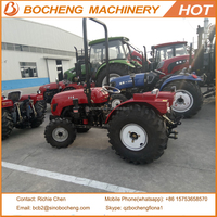 Pasonny Lower Price 35HP 4WD Vineyard Orchard Tractors For Sale