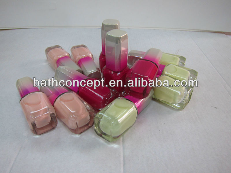 OEM beautiful long-lasting colorful soak off gel nail polish