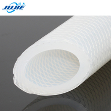 reinforced braided silicone rubber hose