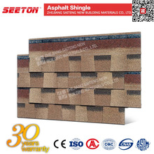 Laminated Dersert Tan Shingles Asphalt Roof