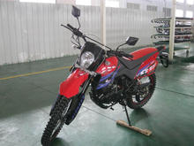 EEC 250cc off road motorcycle
