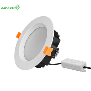 13W 4 inch LED Dimmable IP44 CCT Downlight