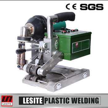 Lesite Factory Price High Frequency Geomembrane Hot Wedge Welder