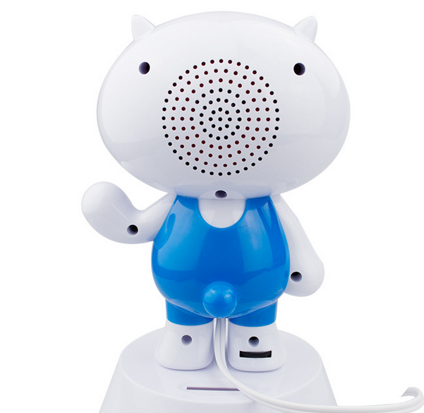 Hifi 3D Surrounding LED Baby Doll Bluetooth Speaker