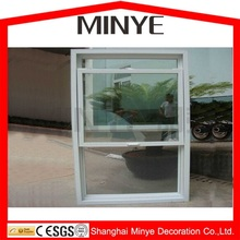 Shanghai vinyl vertical sliding window sash window and double hung windows