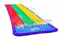 PVC slip slide,giant slip and slide,water slip slide