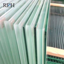 Safety chinese supplier parapet wall glass