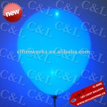 wholesale lighted helium balloons manufacter