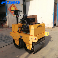 Walk behind Baby Roller Machine For Soil Compaction (FYL-S600C)