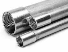 Q235B,Q345B,S235JR,S355JR,STK400,STK500 Galvanized Steel IMC GI Cable Conduit
