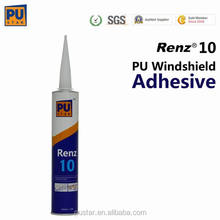 Renz10 Windscreen Polyurethane Sealant with goos price, PU sealant, better than silicone