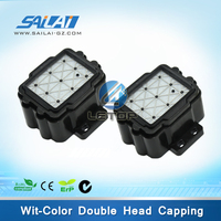 wit color ultra 9000 dx5 head cap top capping station