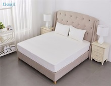 machine washable 100% polyester jacquard waterproof breathable bed bug mattress cover laminated tpu fabric