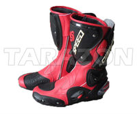 hot sale motorcycle dirt bike crazy red shoes