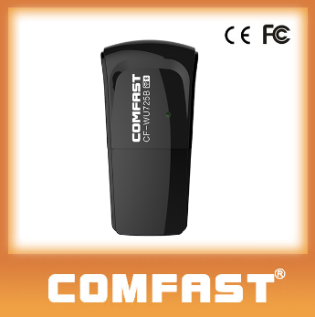 COMFAST CF-WU725B USB 2.0 Mini Wifi Usb Dongle RTL8723BU Bluetooth Wireless Adapter Bluetooth Wireless Lan Adapter
