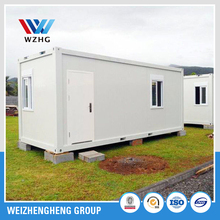 cheap and easy install prefab house , overseas containers for sale