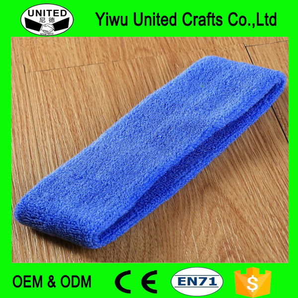 Women Men Sports Safely Parts Sweat Sweatband